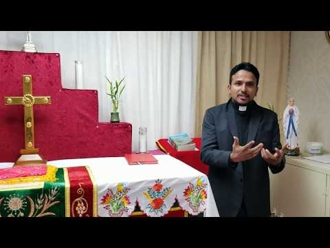 First Sunday of the Great Fast - Rev. Abraham Lukose